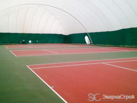 Теннисный центр, г. Долгопрудный, МО