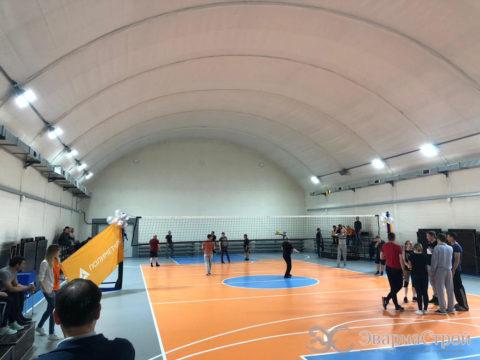 Спортивный зал пос. Майское, Чукотский АО